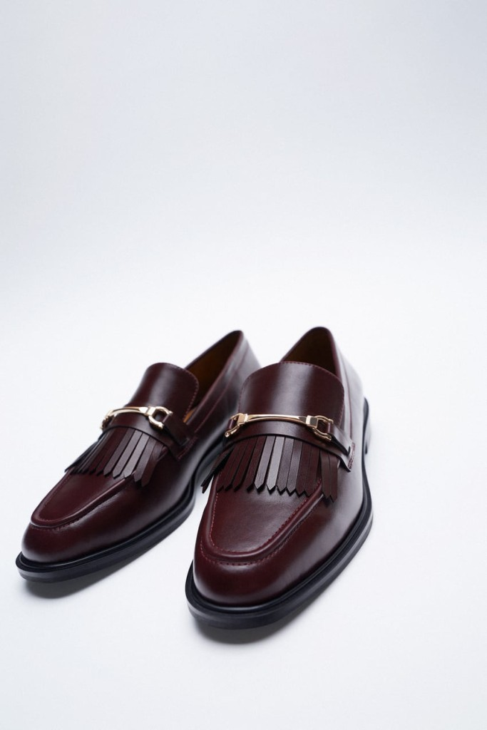 Zara Loafers $49.90