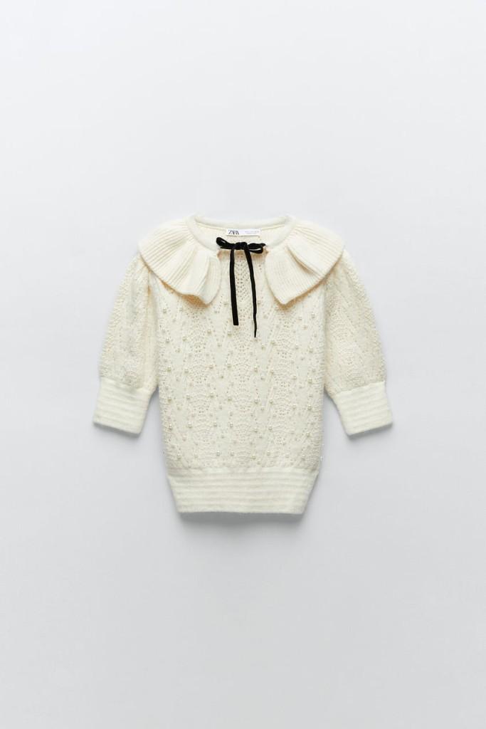 Zara Knit Top $39.90