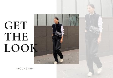 Get the look of Jiyoung Kim