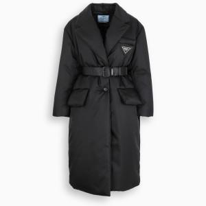 Prada Black Puffer Jacket $2843.00