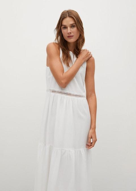 Mango Cotton Dress $59.99
