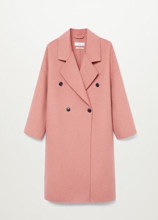 Mango Wool Coat $229.99