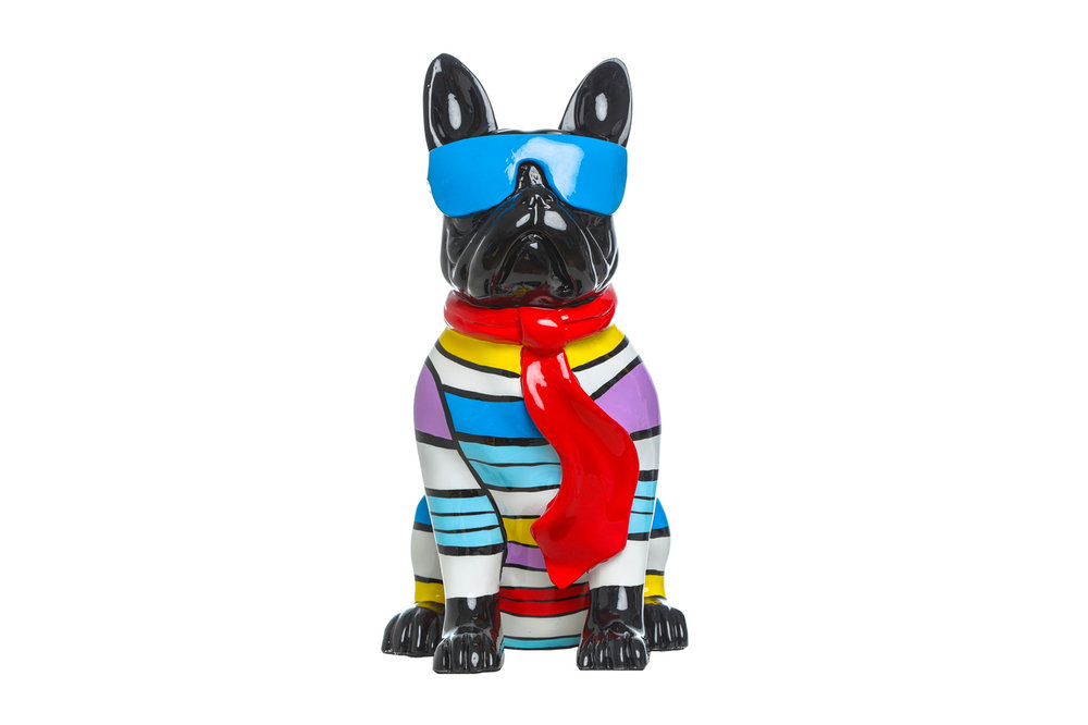 M Collection Multi-Color Dog $399.00