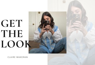 Get the look of Claire Wakeman
