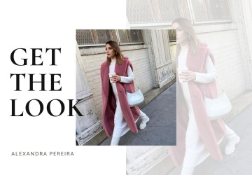 Get the look of Alexandra Pereira