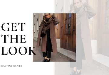 Get the look Josefine Kanth