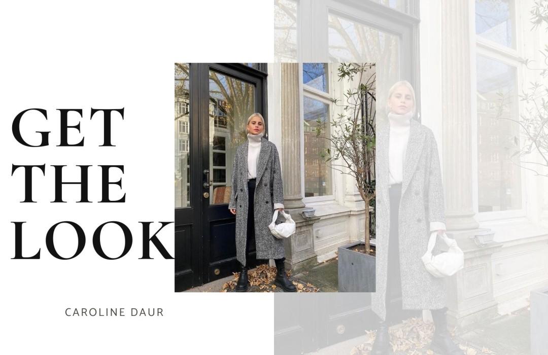 Get the look of Caroline Daur