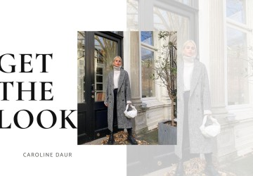 Get the look of Caroline Daur