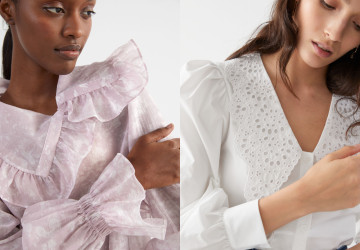 10 cute collar shirts for this season