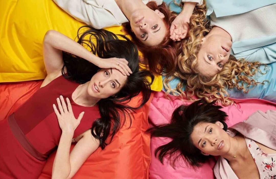 Workin' Mums – Netflix Series