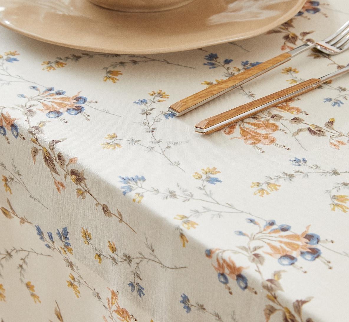 Zara Home Tablecloth $49.90