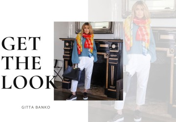 Get the look of Gitta Banko