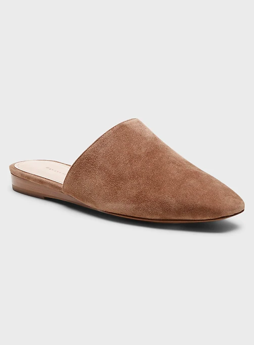 Banana Republic mule $98.00