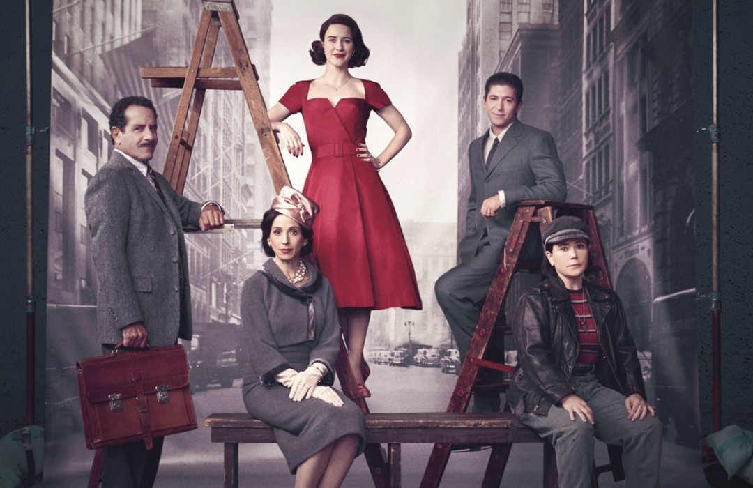 """With hilarious moments and seriously chic wardrobe """"The Marvelous Mrs. Maisel"""" is our week's suggestion"""