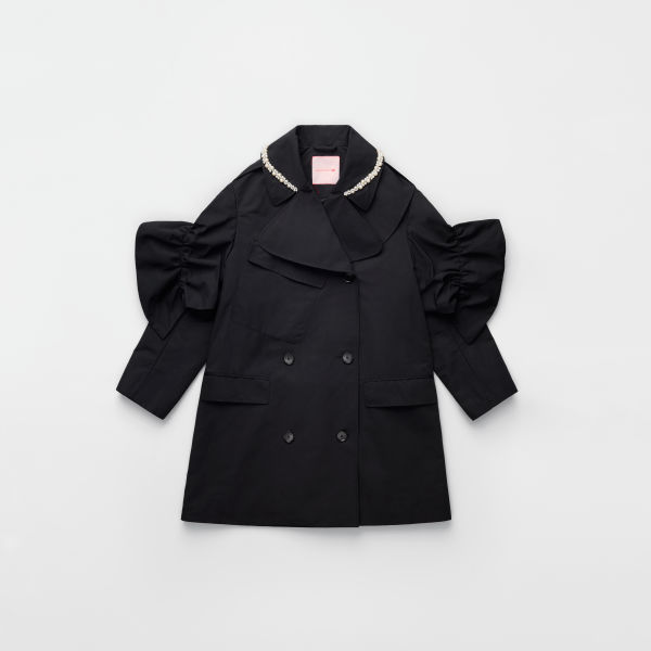 H&M Oversized A-line Coat $299.00