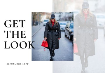 Get the look of Alexandra Lapp