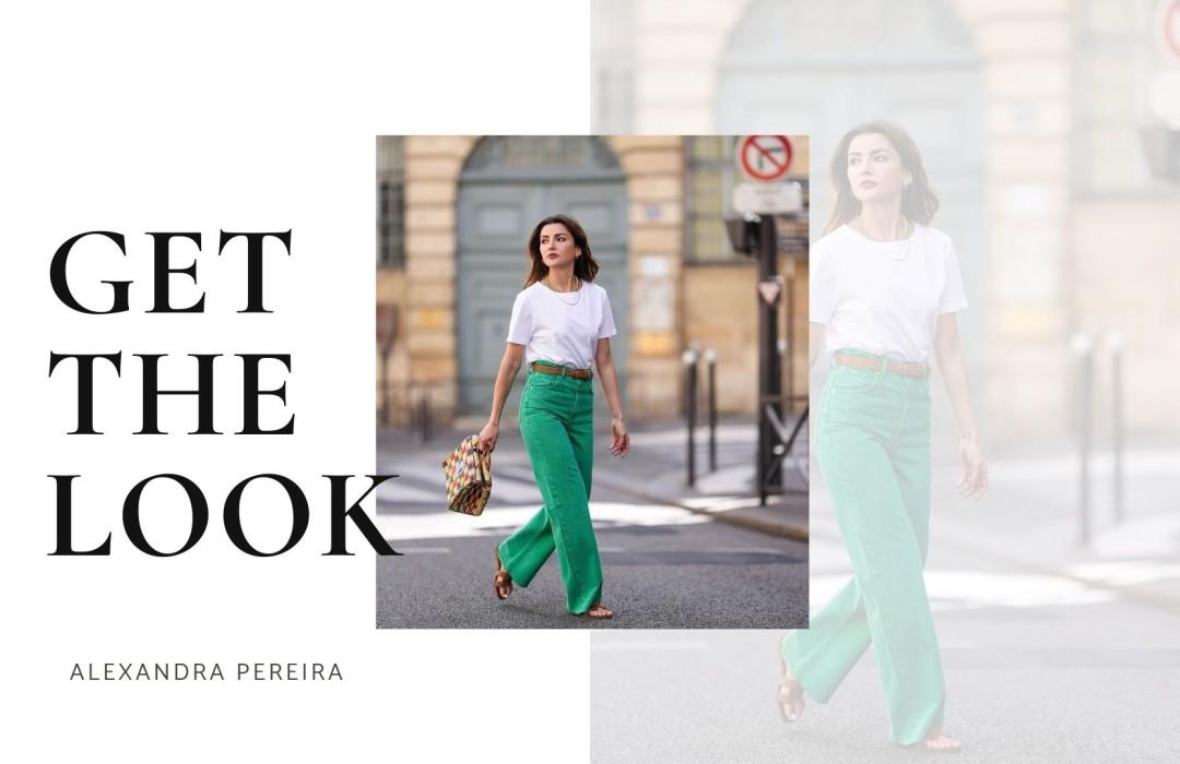 Get the look of Alexandra Pereira