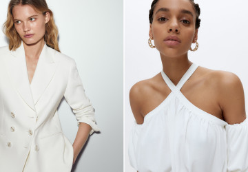 10 white essential pieces you need in your closet