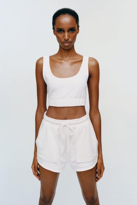 Zara Shorts $19.90