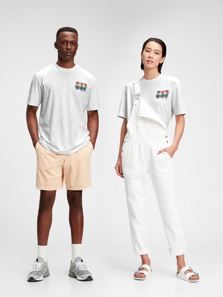 Gap Pride T-shirt $19.95