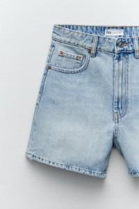 Zara Denim Shorts $35.90