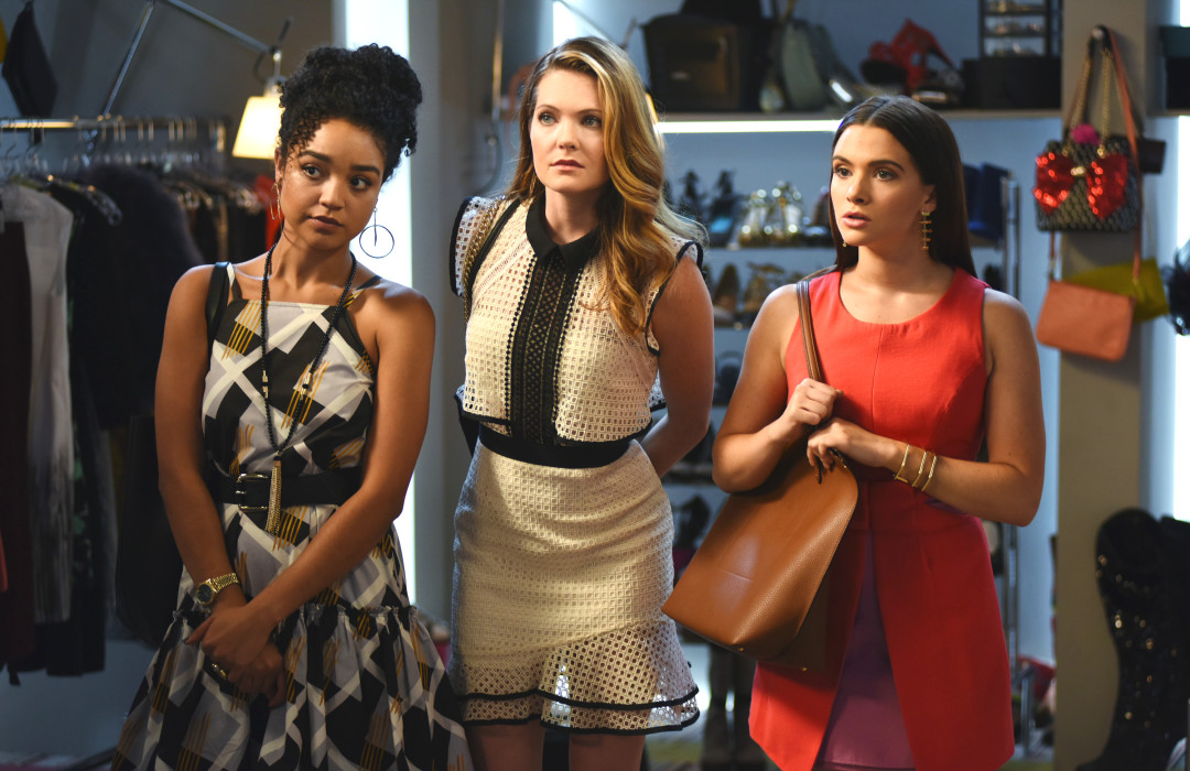 The Bold Type, the series about fashion, diversity, feminism and female solidarity