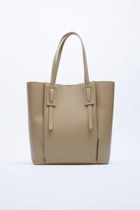 Zara Tote Bag $29.90