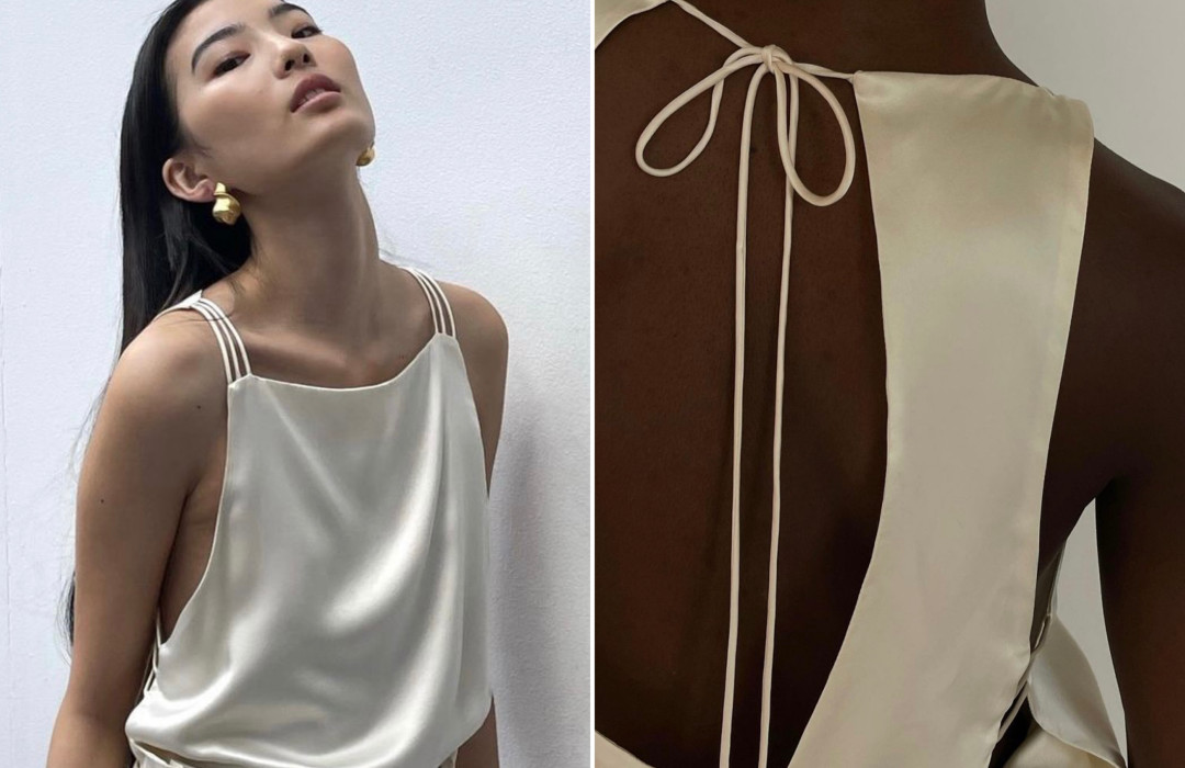 Beautiful camisole tops to buy this season