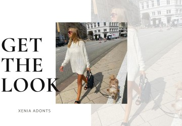 Get the look of Xenia Adonts