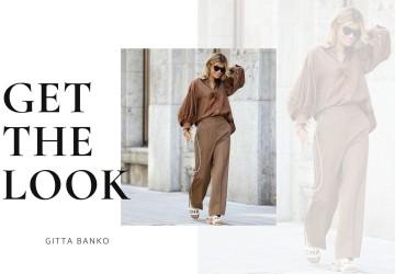 Get the look of Gitta Banko