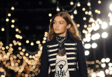 See the extravagant runway show that has broke with tradition