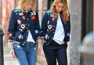 The street-style trend that every fashion girl is wearing right now