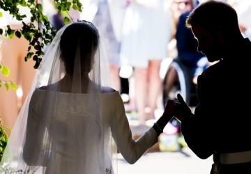 The eight protocol rules broken in the royal wedding