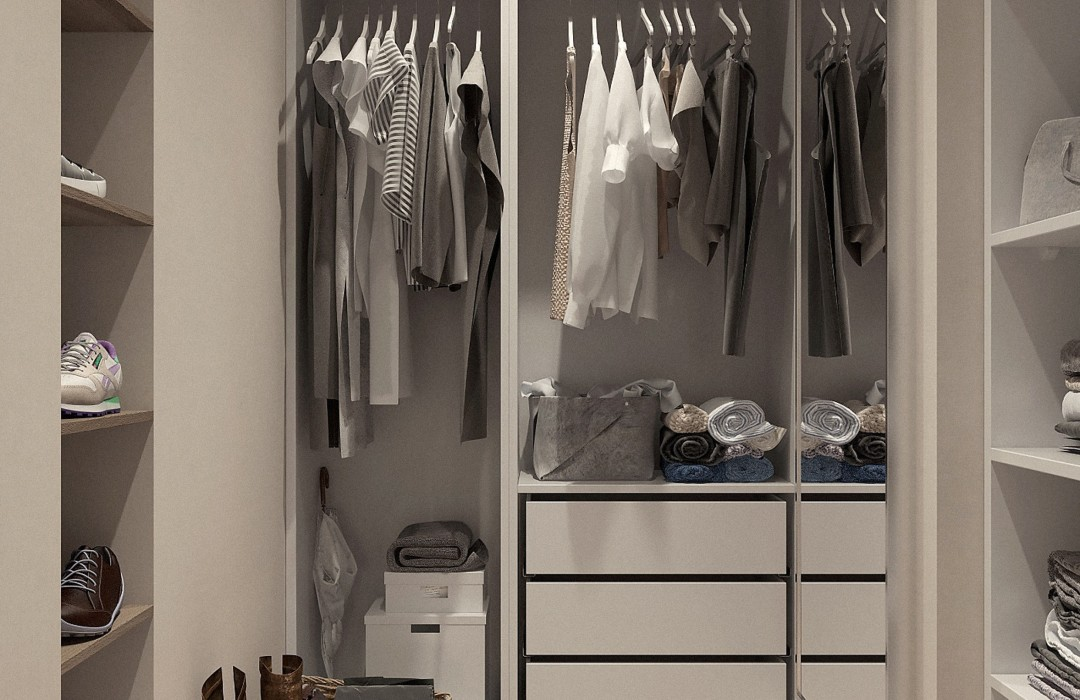 How Joana, one of our editors, cleans her closet and her mind
