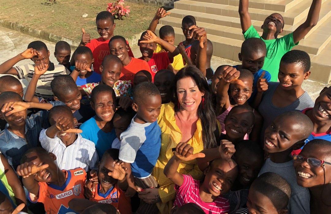 In conversation with Anja Lovén, the founder of Land of Hope