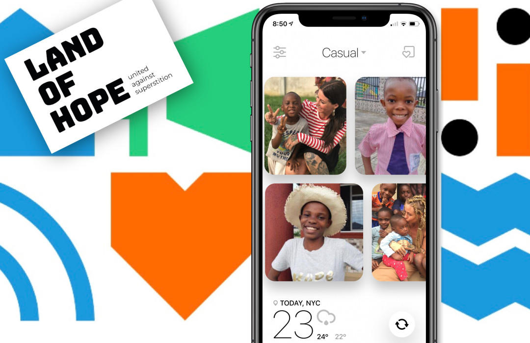 Land of Hope, the ONG that is saving children in Nigeria every day