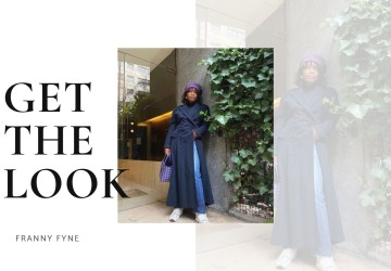 Get the look of Franny Fyne