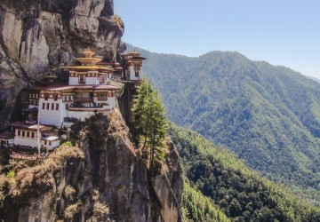 On a journey to find the balance – Bhutan