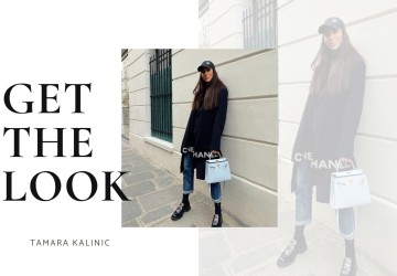 Get the look of Tamara Kalinic