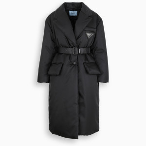 Prada Black Puffer Jacket $2843.00