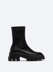 Uterque Ankle Boots $240.00
