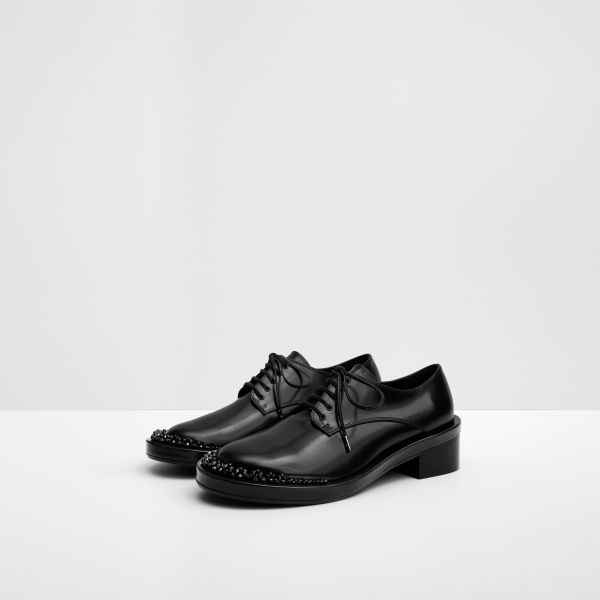 H&M Leather Derby Shoes $349.00