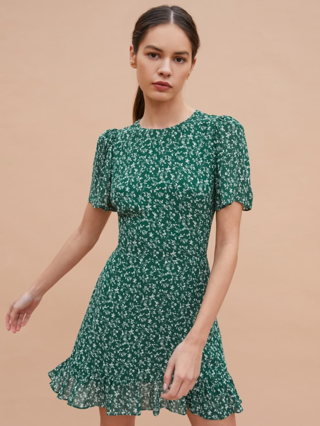 Reformation Beesley Dress $218.00
