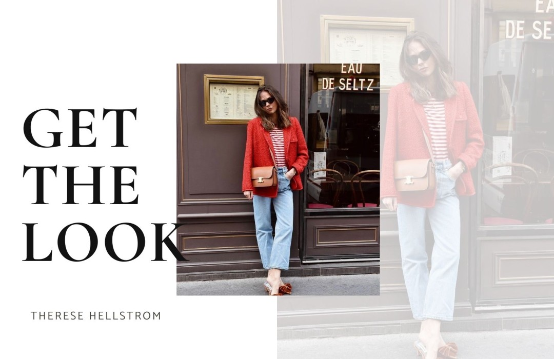 Get the look of Therese Hellstrom