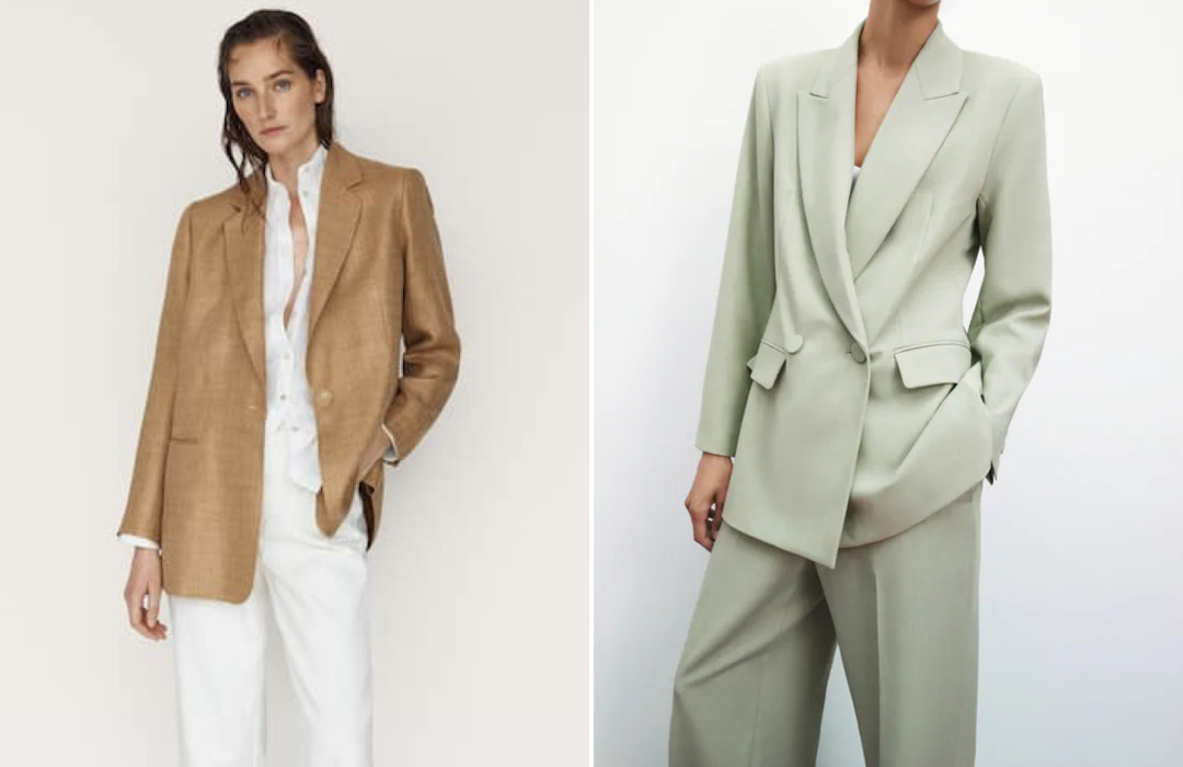 The best blazers for this season in our radar