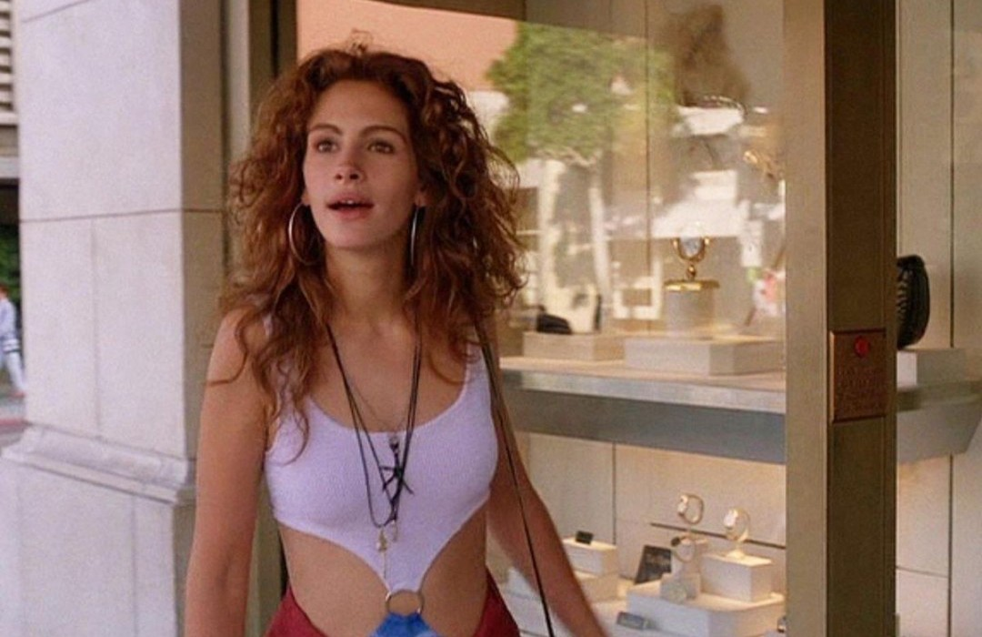 The swimwear brand that just relaunched pretty woman iconic dress