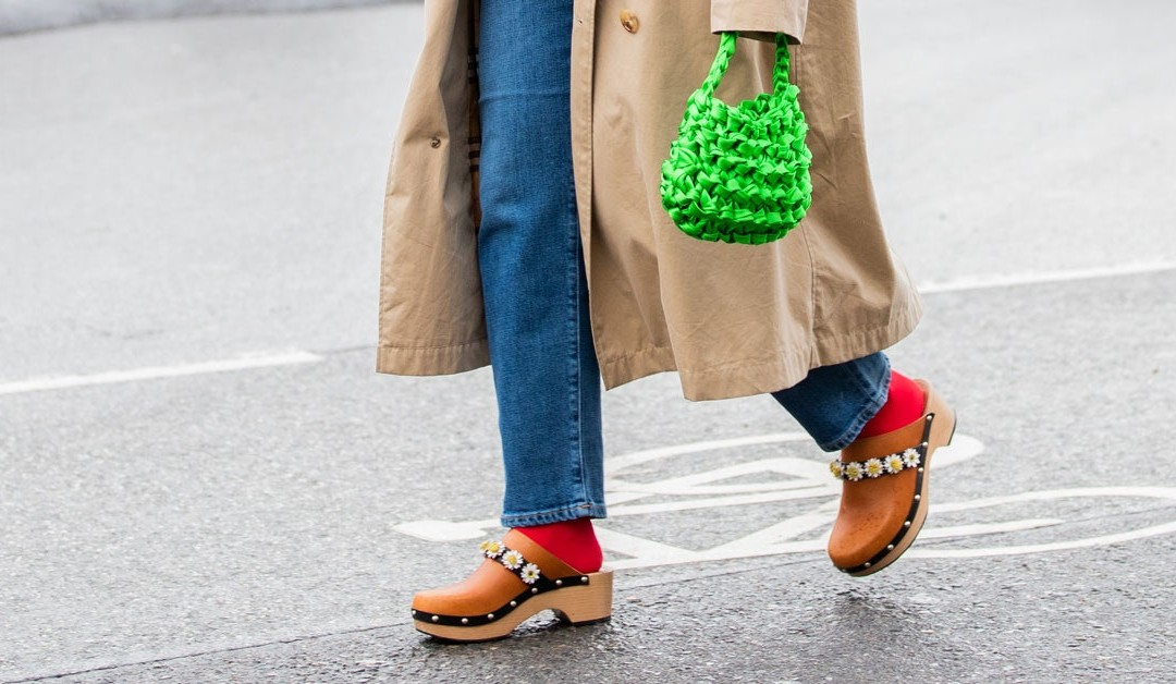 The clog trend is back!